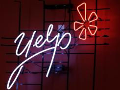Shares of Yelp jumped 64% on their first day of trading Friday.