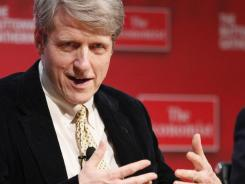 Robert Shiller, the co-creator of the widely followed Standard & Poor's/Case-Shiller home price index and routinely ranked among the world's most influential economists.