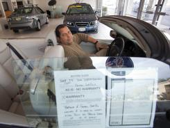 Consumers are more accustomed to negotiating prices at car dealerships than large retail chains.