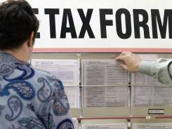 Taxpayers who cannot pay their taxes still need to file a tax return by April 17, the IRS says.