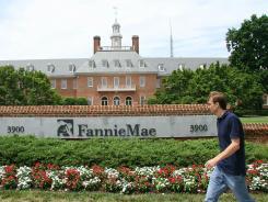 Fannie, Freddie executive pay limited, bonuses cut