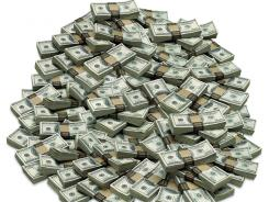A pile of money, what many homeowners with negative-equity mortgages need. .