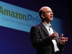 Amazon.com founder Jeff Bezos in 2007.