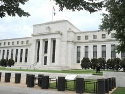 No major announcement came out of Tuesday's meeting of the Federal Reserve in Washington.