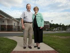 John and Christy McCann were able to buy into Park Pointe Village, a retirement community in Rock Hill, S.C. The McCanns were fortunate, unlike many seniors who lost home equity due to the housing market collapse.