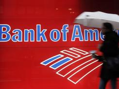 Bank of America stock is up 59% so far in 2012.