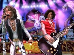 "Gaming companies, like the one that developed ""Guitar Hero,"" are looking for the best of the best in creativity and programming skills."