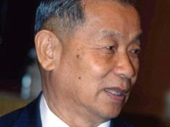 Thai billionaire Chaleo Yoovidhya died of natural causes Saturday.
