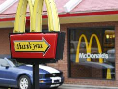McDonald's is considered a consumer staple stock.