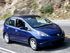 The 2012 Honda Fit, winner of the Subcompact Car Shootout.