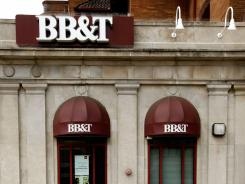 A BB&T branch in the Adams-Morgan neighborhood of Washington, D.C. in August 2009, shortly after the bank bought the assets of Colonial BancGroup. Colonial, an Alabama-based lender, became the sixth largest bank failure in U.S. history.
