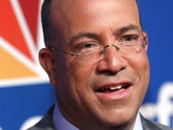Jeff Zucker is one of four candidates for Yahoo's board.