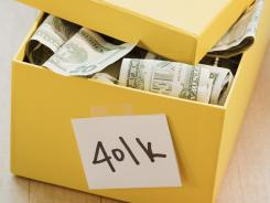 Taking out a loan on your 401(k) can be risky especially during a recession, experts say.