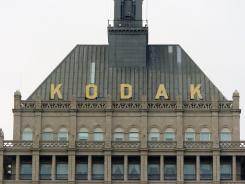 The Kodak Tower, company headquarters in Rochester, N.Y.