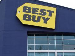 A Best Buy in Mesquite, Texas.
