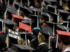 College graduates may find more opportunities this year with start-up companies nationwide.