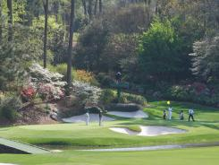 Many corporate executives belong to Augusta National Golf Club, home of the Master's tournament.
