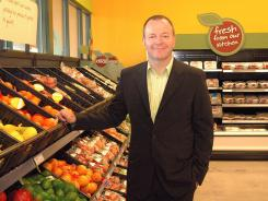 Tim Mason is the CEO of Tesco's U.S. operations Fresh & Easy.
