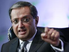 Vikram Pandit, CEO of CitiGroup.