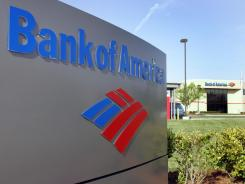 A Bank of America branch in Charlotte, N.C. (file photo)