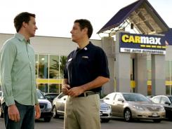 CarMax, which recently reported better-than-expected earnings, ran an ad during the 2011 Super Bowl.