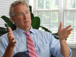 Aubrey McClendon in 2007 in Oklahoma City.