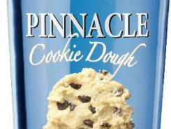 Pinnacle's vodka flavors include Cookie Dough.