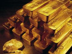 Calls for a return to the gold standard continue to be voiced as many seek a financial safe haven in times of uncertainty and turmoil.
