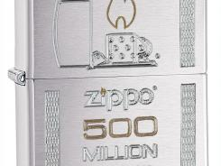 Zippo's design for its upcoming 500 millionth lighter.