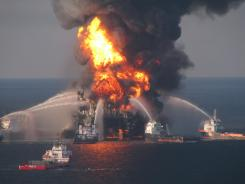Feds make 1st arrest in BP oil spill case thumbnail