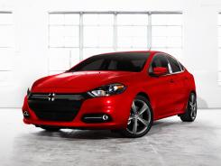 The 2013 Dodge Dart is roomy, thoughtful and pleasing.
