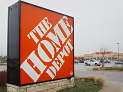 A Home Depot store in Edmond, Okla.