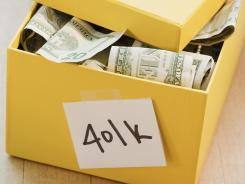The large funds in your plan's 401(k) offerings have got advantages but popularity can actually work against you.