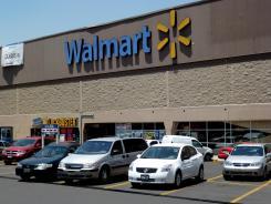 A Walmart in Mexico City.