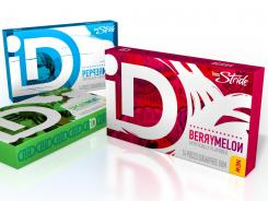 ID gum from Kraft Foods will be available this summer in three flavors: Peppermint, BerryMelon & Spearmint