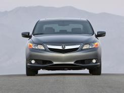 The 2013 Acura ILX 2.0 liter version.