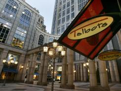 Talbots clothing store. Cheap clothing stores