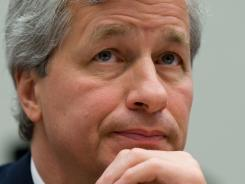 Jamie Dimon, CEO of JPMorgan Chase.