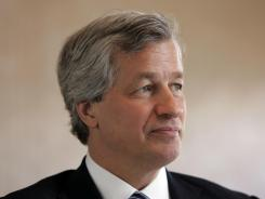 """""""It puts egg on our face, and we deserve any criticism we get,"""" Dimon said on a conference call with investors to reveal the losses."""