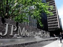 The Wall Street Journal is reporting that three JPMorgan Chase executives are expected to resign this week.