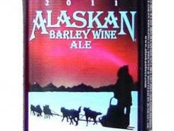 Alaskan Barley Wine Ale,Alaskan Brewing Co., Juneau, Alaska; 10.7% ABV.