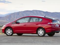 The Honda Insight.