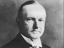 """After all, the chief business of the American people is business,"" President Calvin Coolidge said."