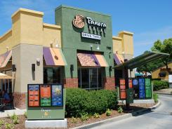 Citrus Heights, Calif.: A drive-through at Panera Bread