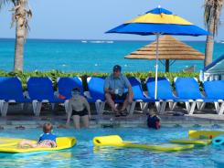 Turks and Caicos Beaches, an all-inclusive resort aimed at families.