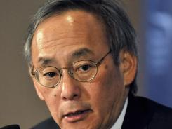 Energy Secretary Steven Chu has received letters from several members of Congress urging support for USEC.