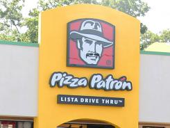 Pizza Patron is going to give away pizzas on June 5 to anyone ordering in Spanish.
