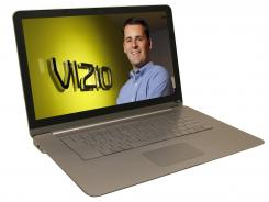 Introducing: Matt McRae, Vizio's chief technology officer. The company's new computers aim to rival Apple's style but run Microsoft Windows.