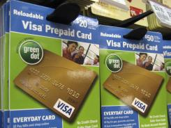 Consumers often buy cards at retailers, which are less regulated than banks.