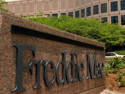 The Freddie Mac headquarters in McLean, Va.,